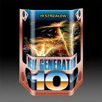JW40 - NEW GENERATION 10 - CE