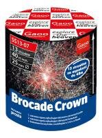 SS13-07 - BROCADE CROWN  [ CE ]