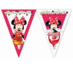"BANNER ""MINNIE JAM PACKED WITH LOVE"" FLAGI 86586"